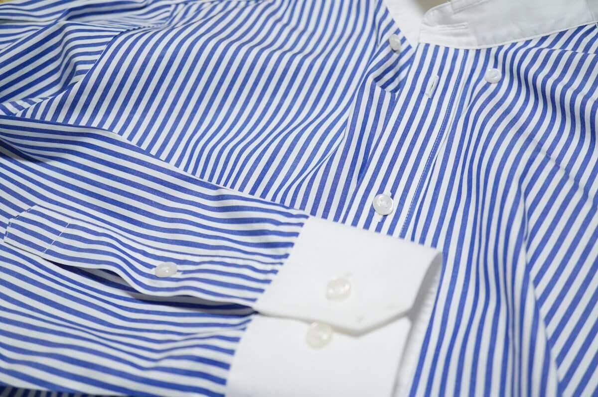 Striped Royal Blue