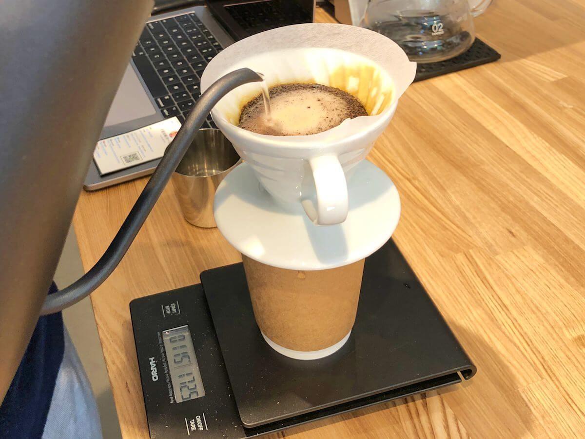 cotteaのコーヒー