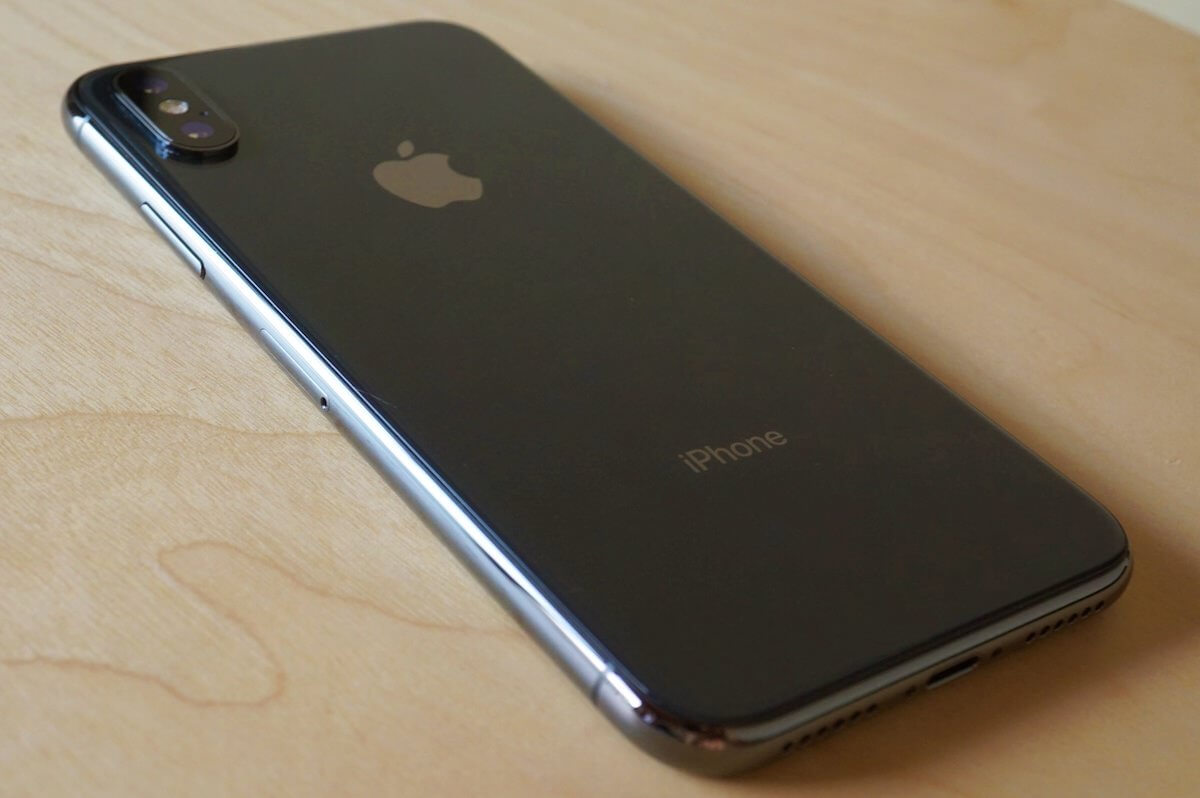iphonexグレイ