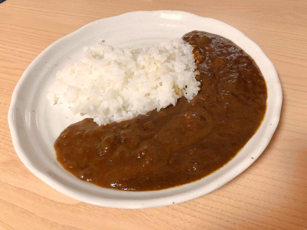 那珂川町のカレー