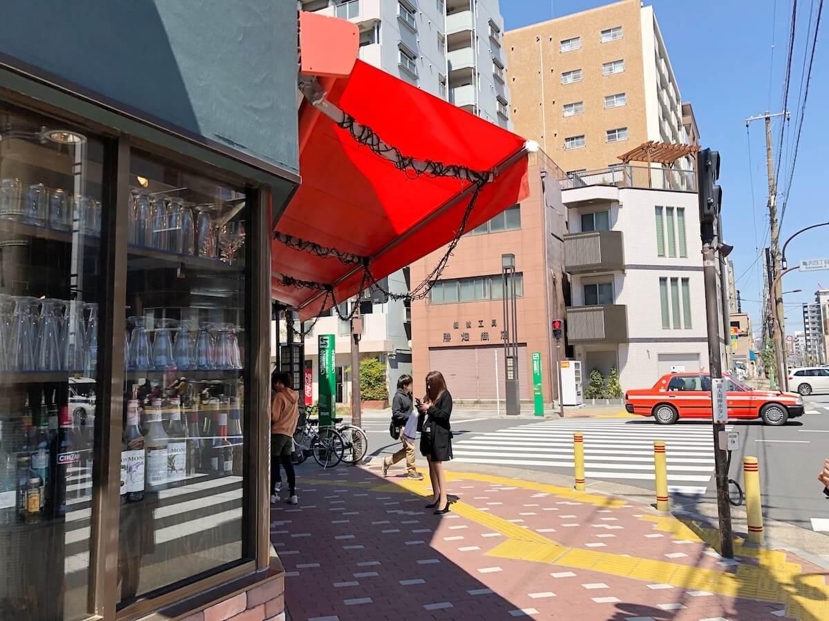 錦糸町のシェイクツリーの写真