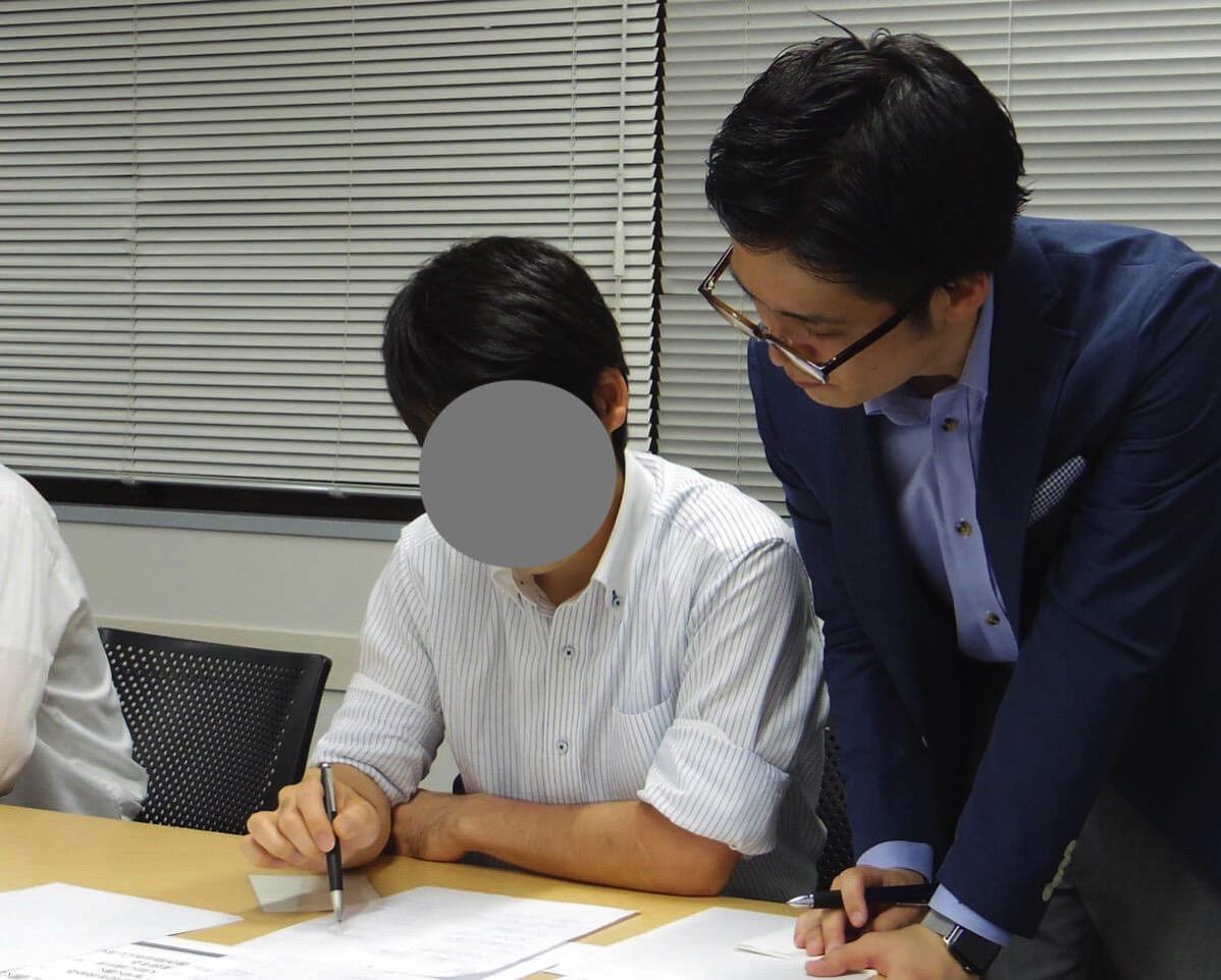 サイン作成セミナーの講師