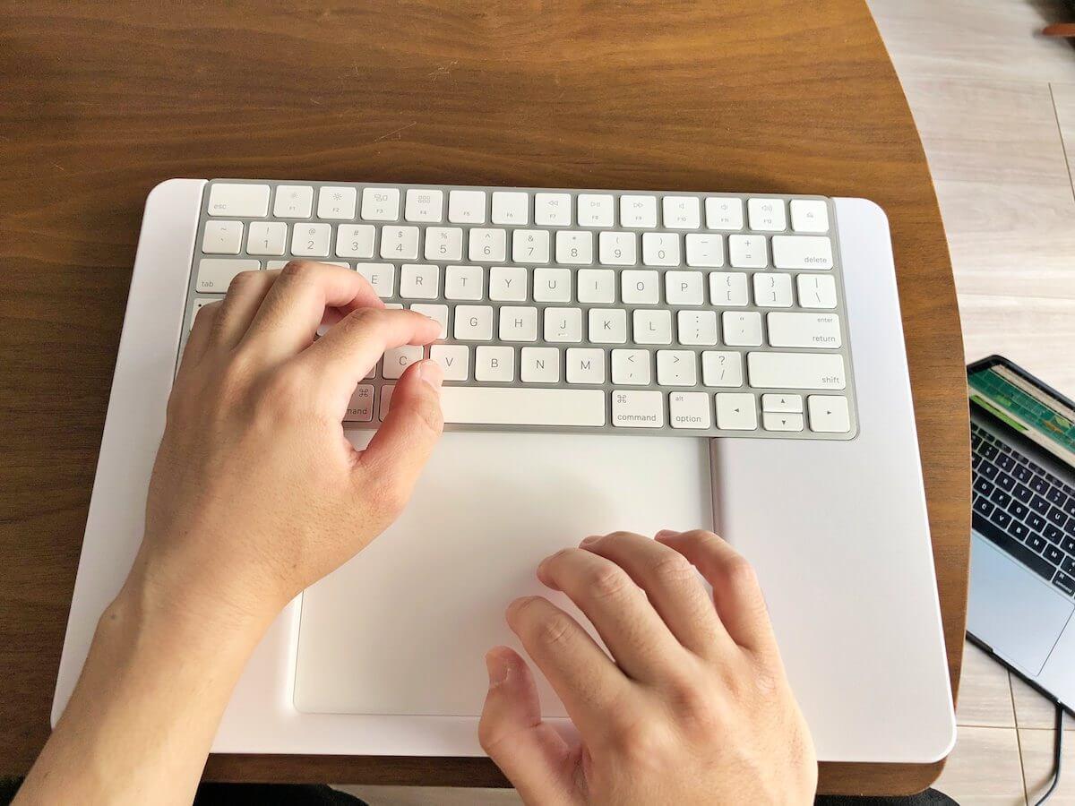 eXpress Keyboard Platformの使用感