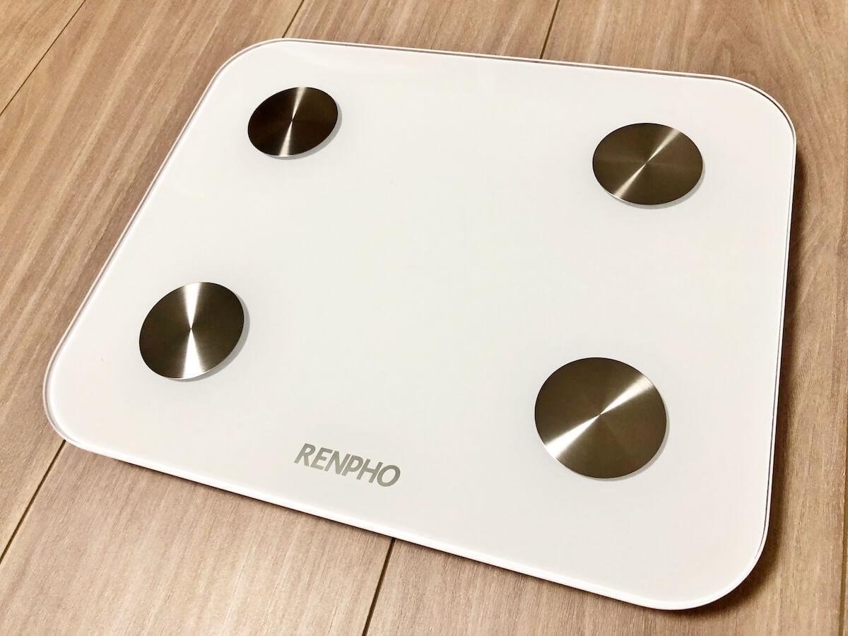 renphoの体重計