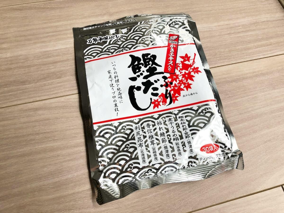 広島県の出汁