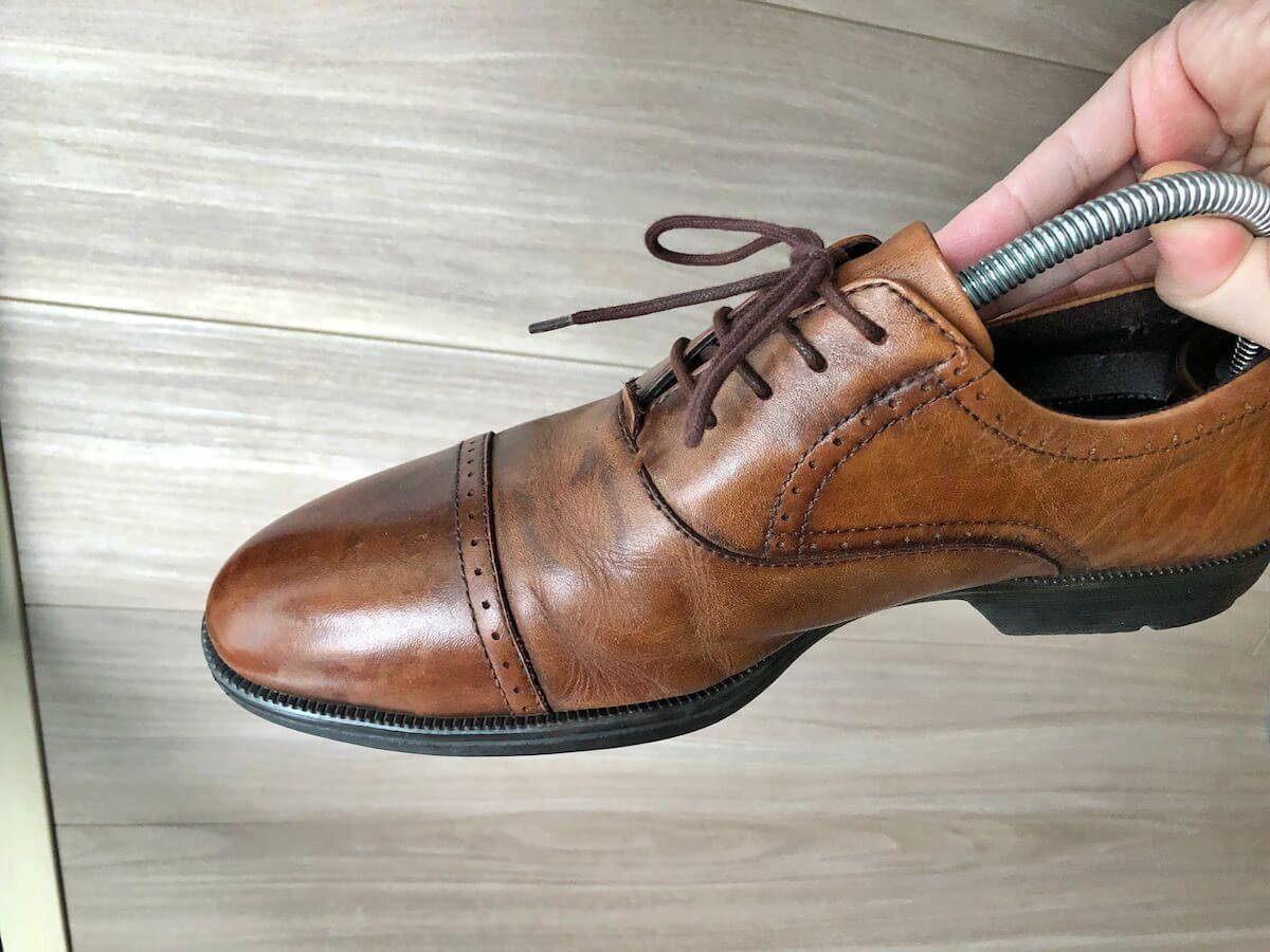 革靴のクリーム
