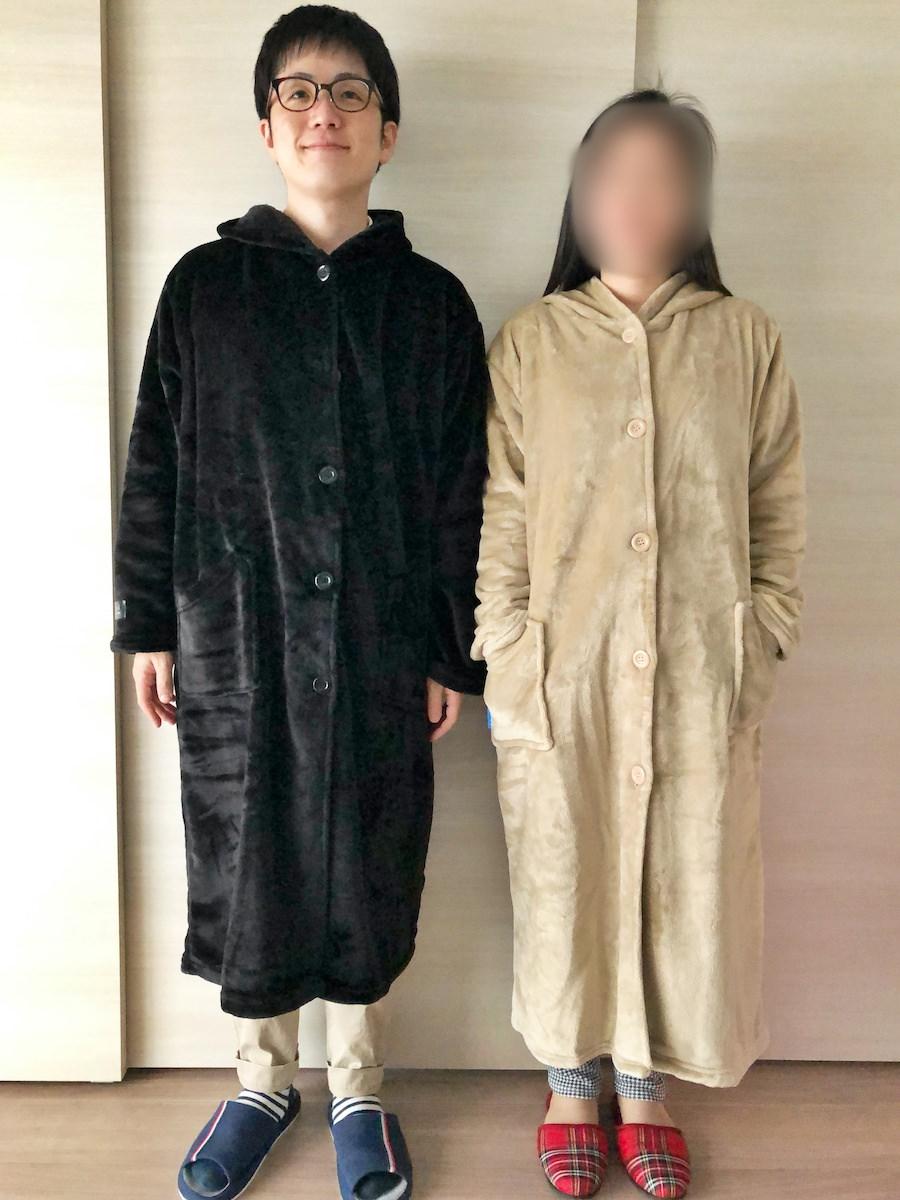 mofua着る毛布のレビュー